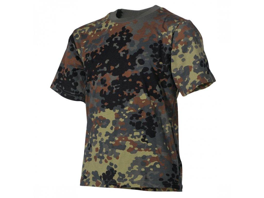 Velké péro tričko