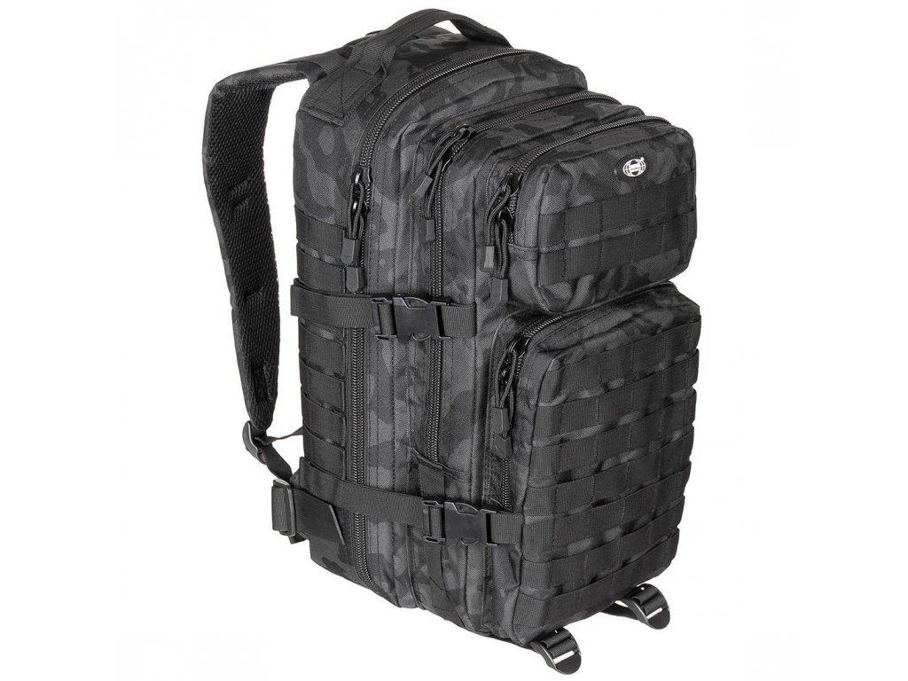 Batoh Max-Fuchs US Assault Pack 30l Night Camo