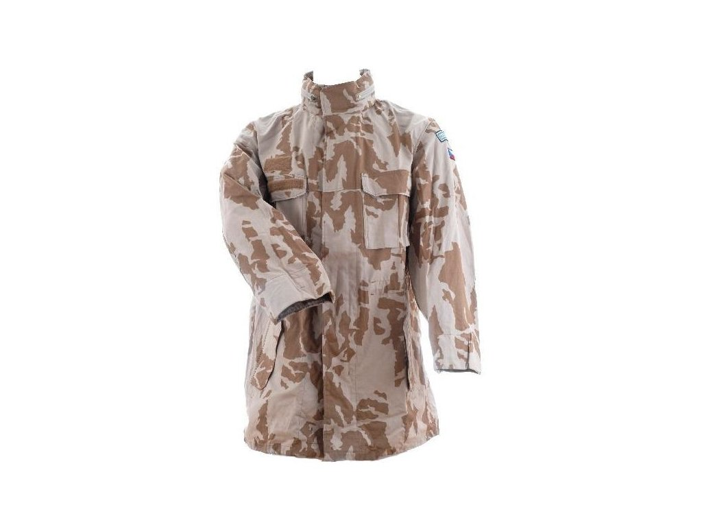 Kabát AČR vz. 95 letní Desert - bavlna