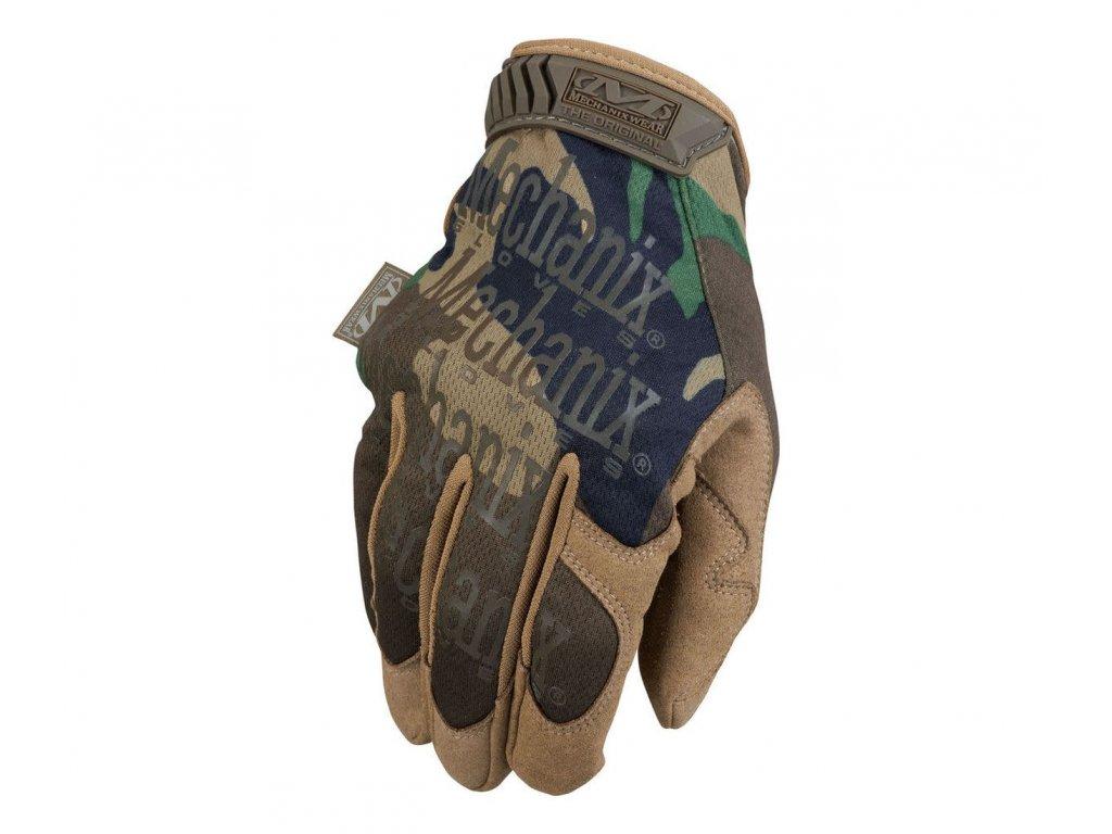 Rukavice Mechanix Wear Original® Woodland camo 2