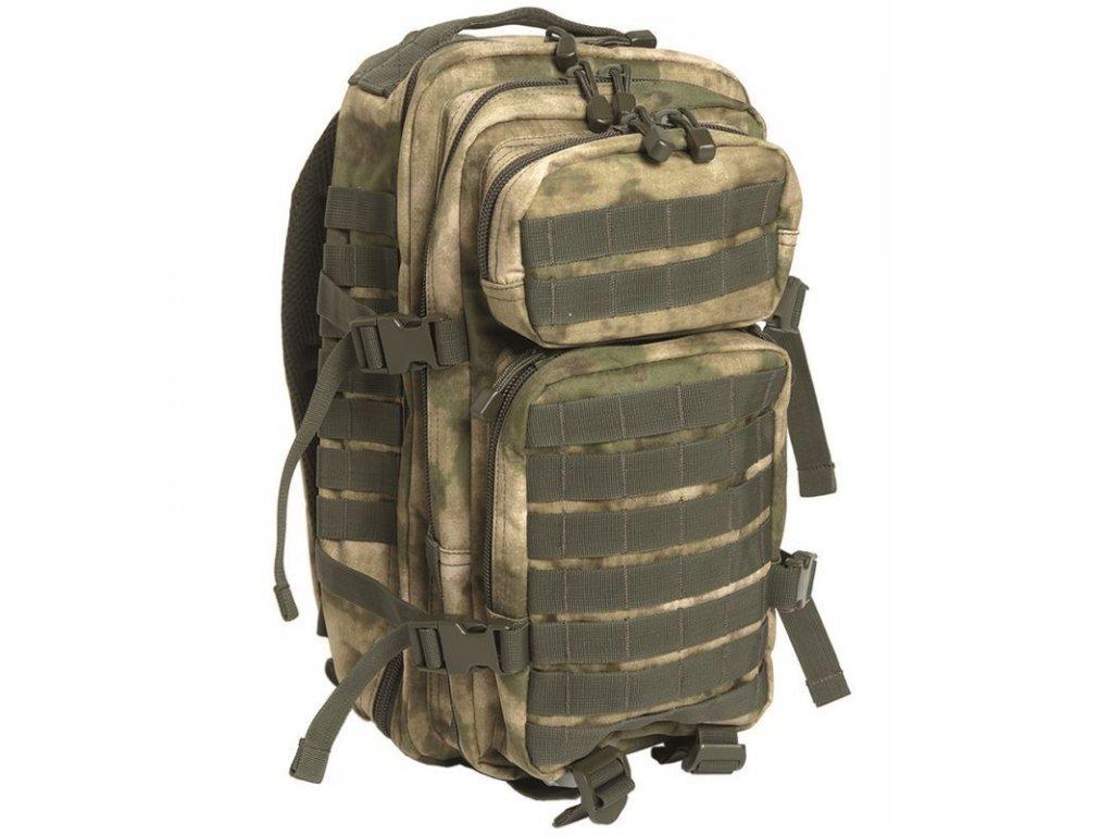 Batoh MIL-TEC US Assault Pack SM 20l Mil-Tacs FG Camo
