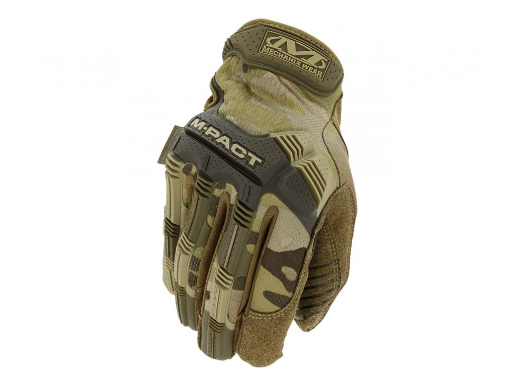 Rukavice Mechanix Wear M Pact MultiCam 1