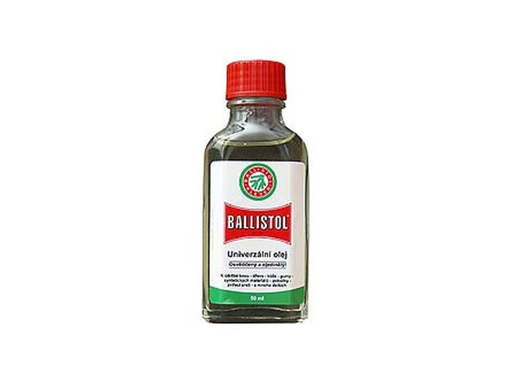 Olej Ballistol F.W. Klewer 50 ml