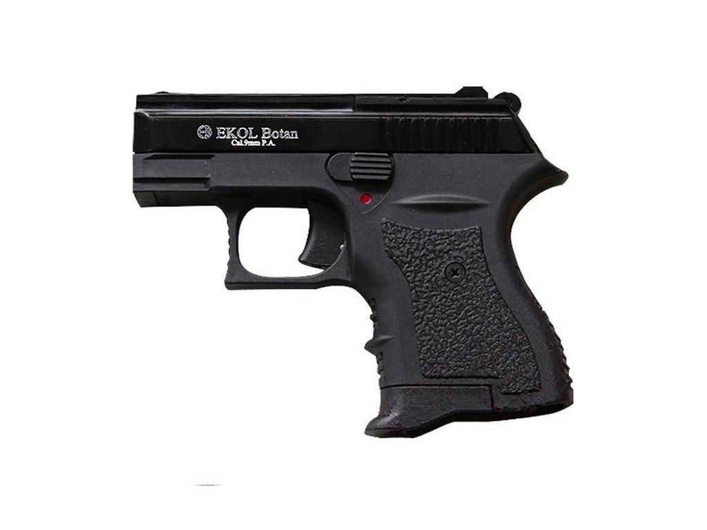 Plynová pistole Ekol Botan Černá cal. 9 mm P.A.Knall