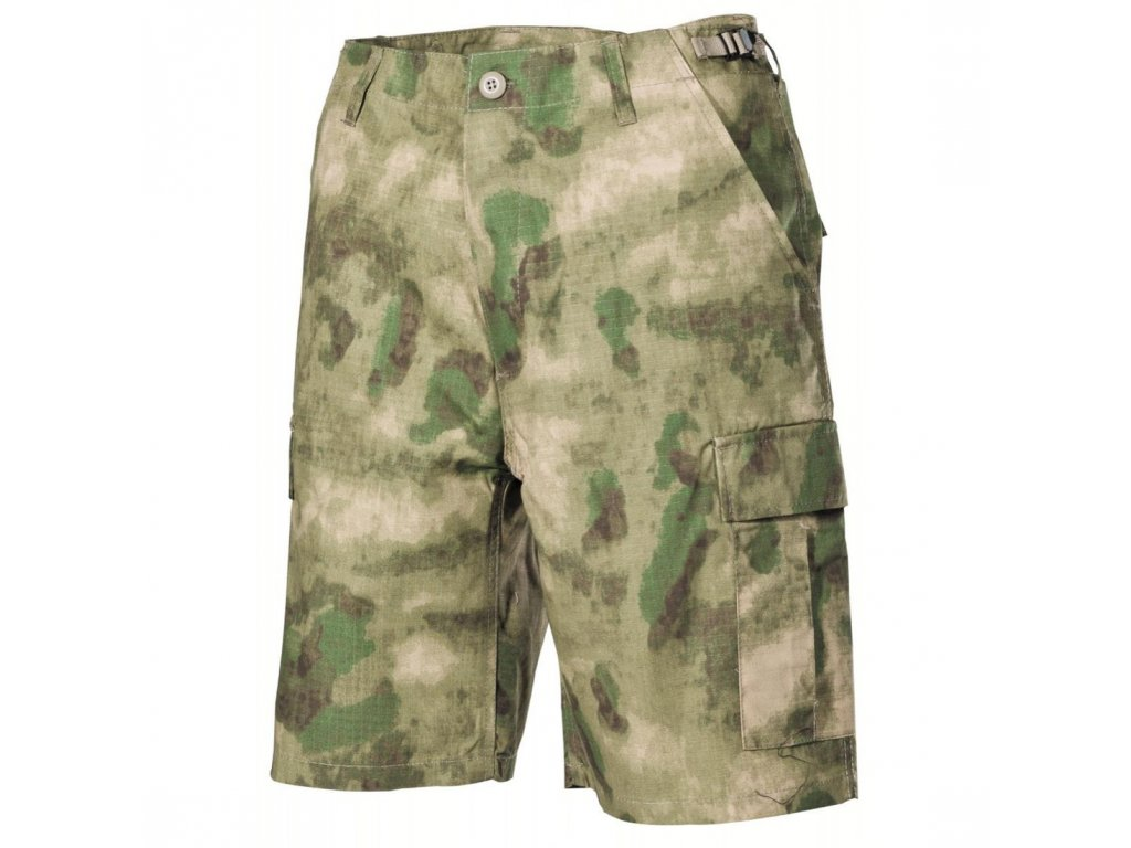 Kalhoty Max Fuchs BDU HDT Camo FG 1