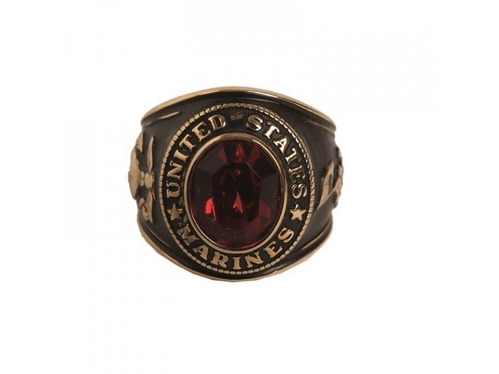 """Pamětní prsten MIL-TEC US """"MARINES"""""""