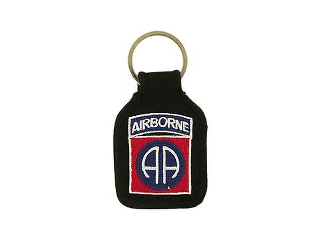 Přívěsek na klíče E.C. 82nd Airborne Division