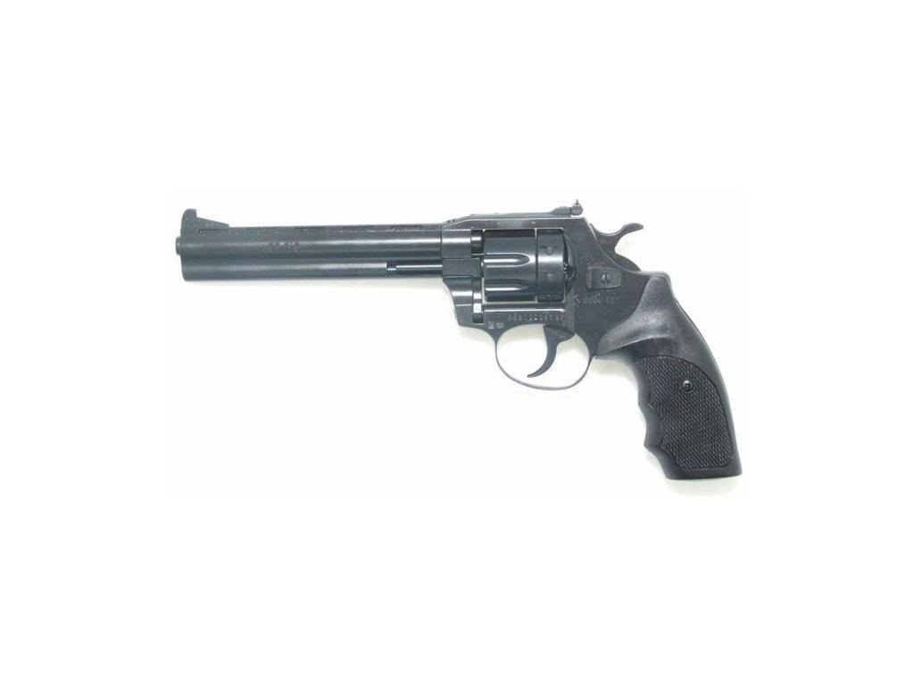 """Flobertkový revolver ALFA 661 6"""" Černá cal. 6mm ME-Flobert"""