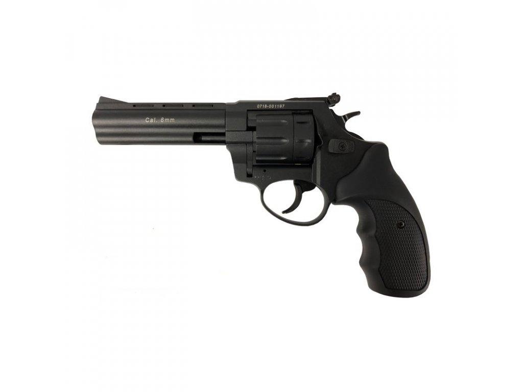 """Flobertkový revolver Atak Arms Streamer R1 4,5"""" Černá cal:6mm"""