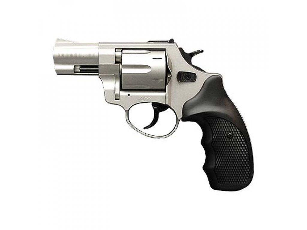 "Flobertkový revolver Atak Arms Zoraki R1 2,5"" Chrom mat cal. 4mm"