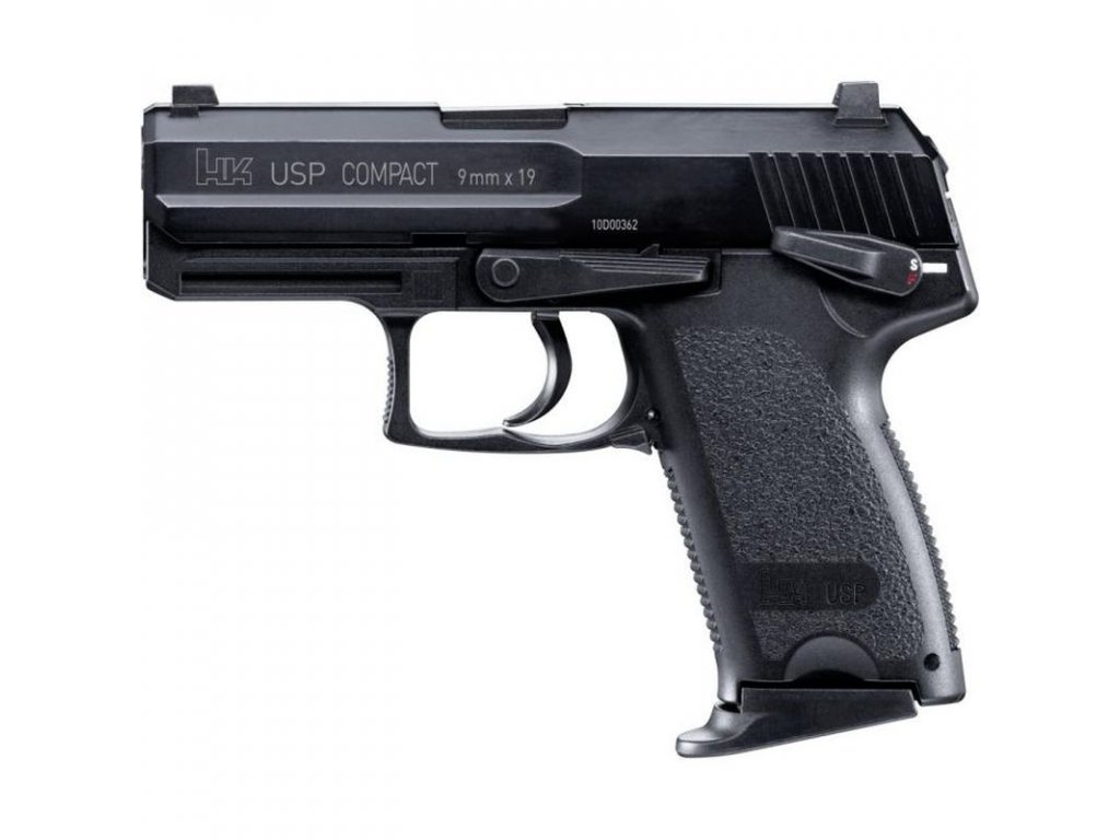 Airsoftová pistole Heckler & Koch USP Compact GAS