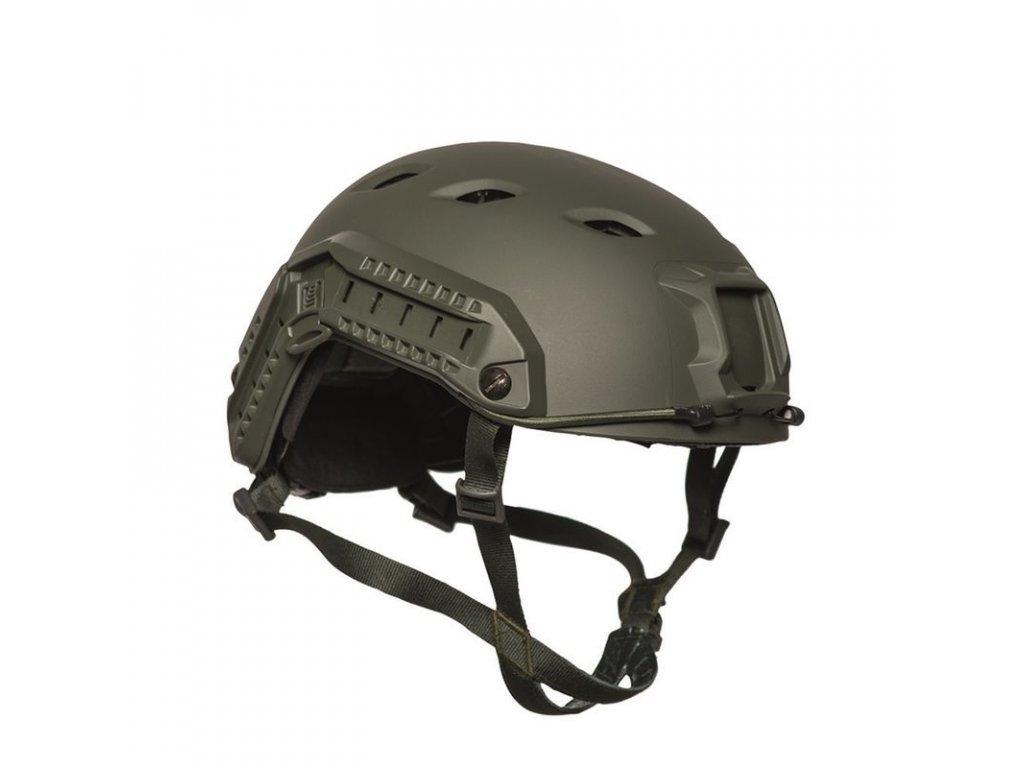 Helma MIL-TEC US Paratrooper Olive - repro