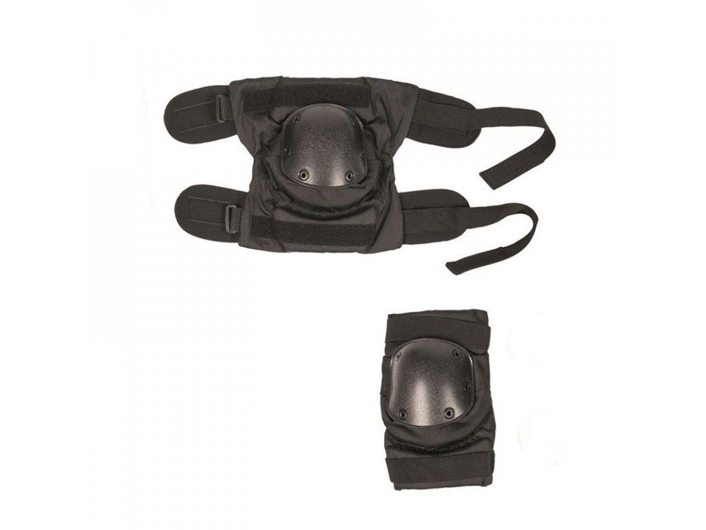 Chrániče kolen MIL-TEC TEESAR® Black
