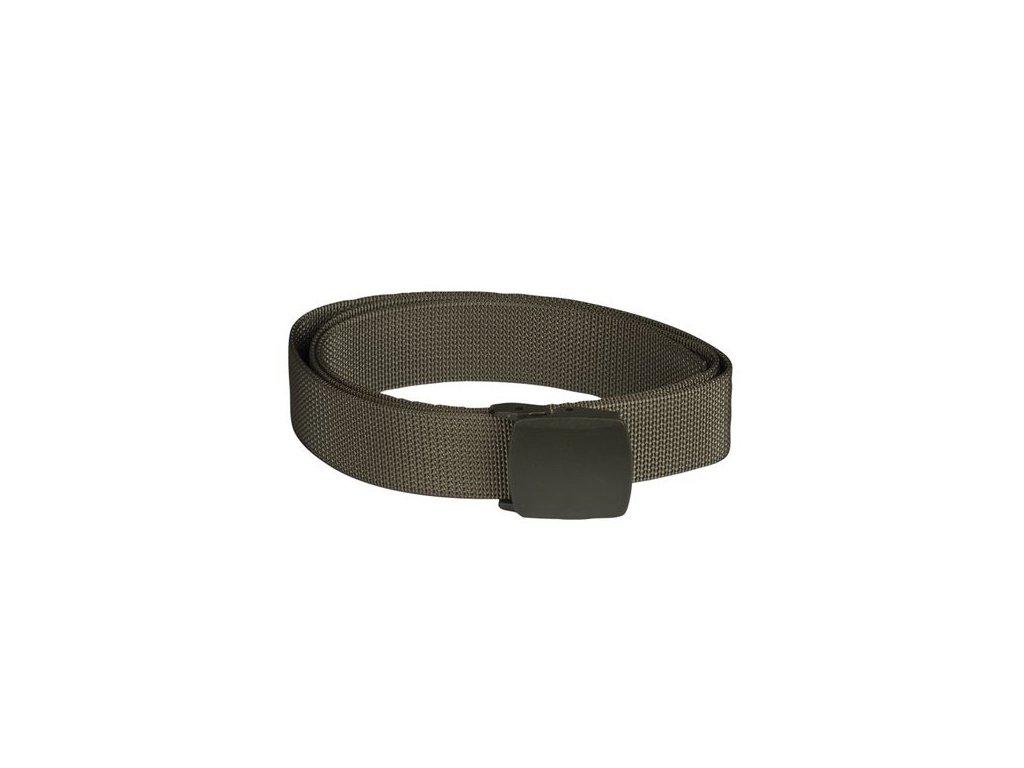 Pásek do kalhot MIL-TEC s rychlosponou 36 mm Olive