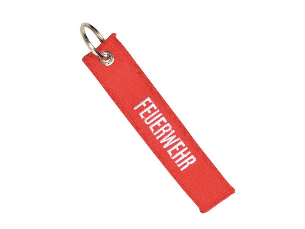 """Přívěsek na klíče MIL-TEC """"Feuerwehr"""""""