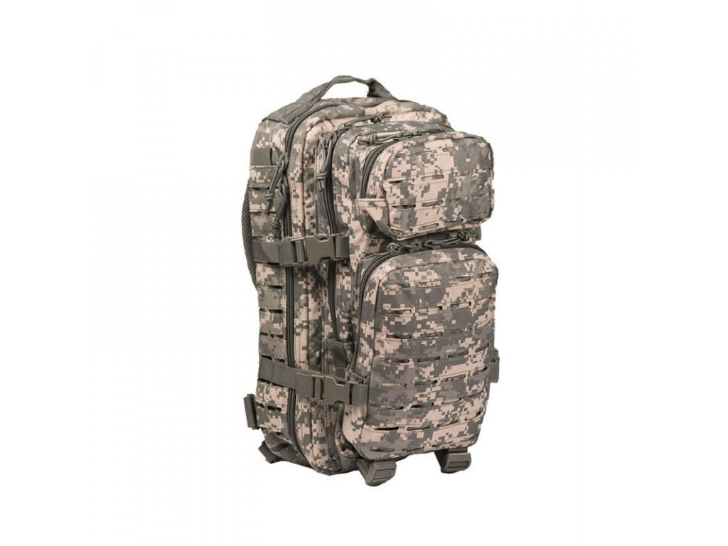 "Batoh MIL-TEC US Assault ""LASER CUT"" 20l AT-Digital"