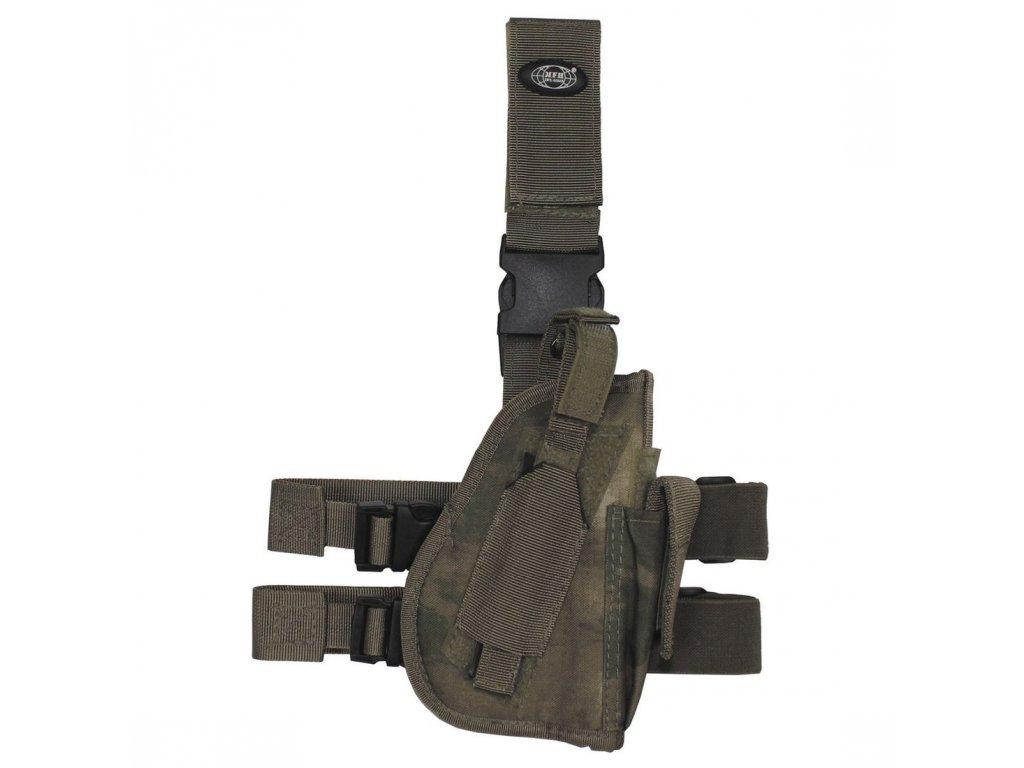 pouzdro na pistoli stehenni prave hdt camo fg max fuchs