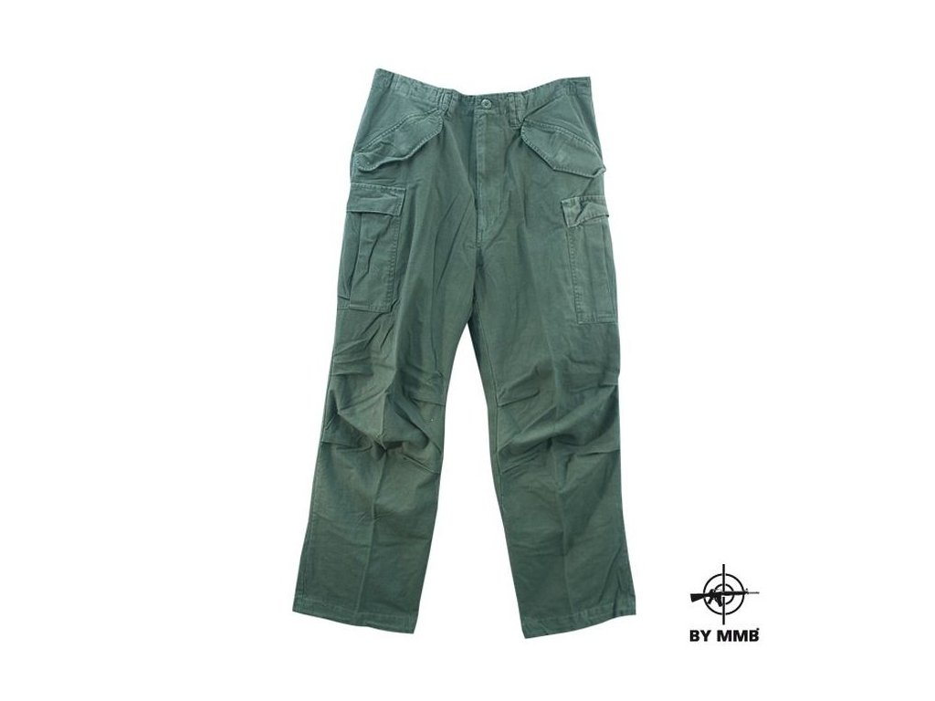 Kalhoty MMB US M65 Olive