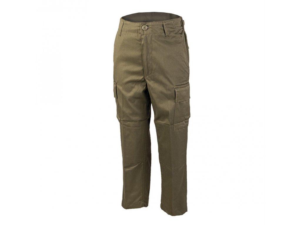 Kalhoty dětské MIL TEC BDU Olive