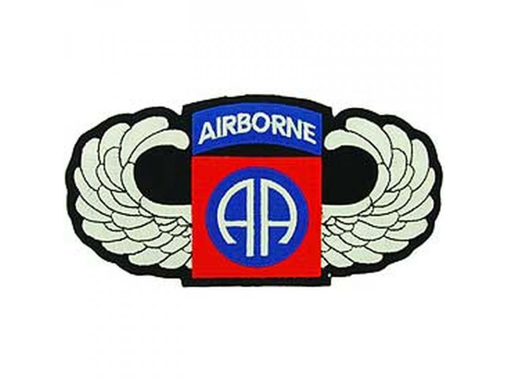 Nášivka US Army 82nd Airborne Division