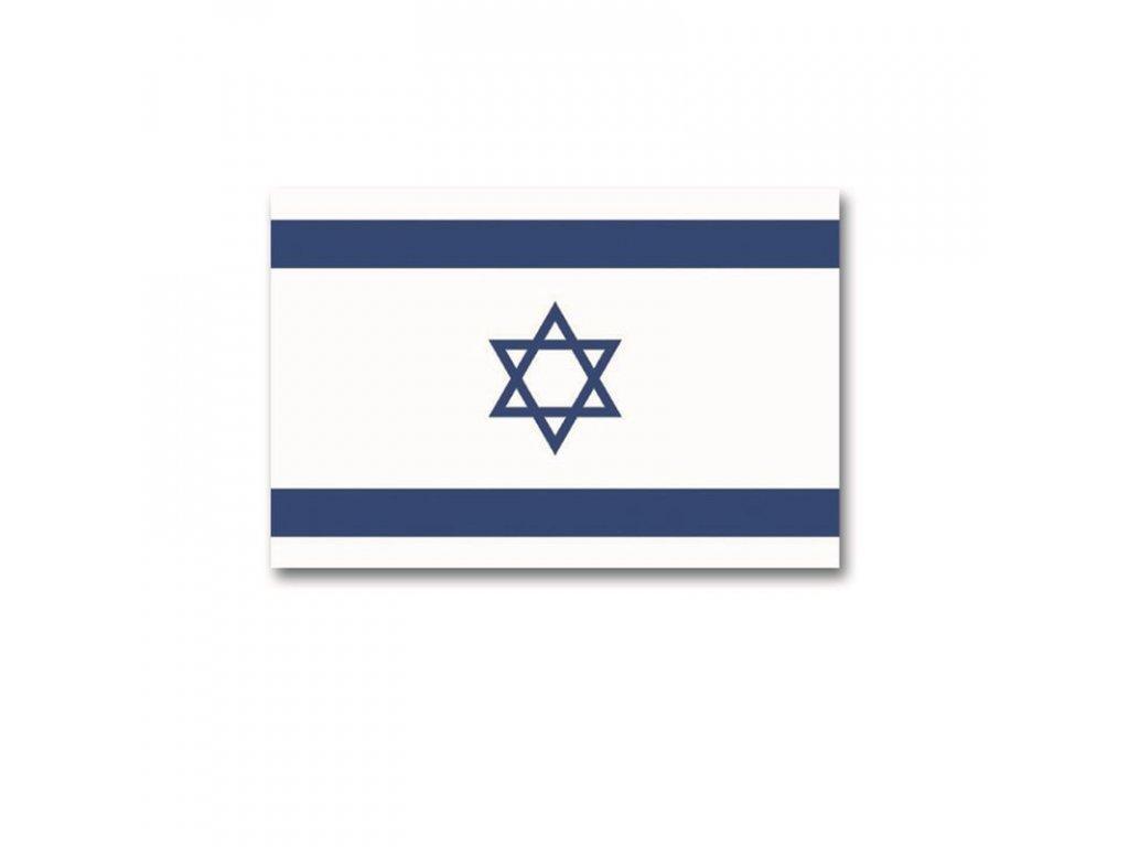 Vlajka MIL-TEC Izrael