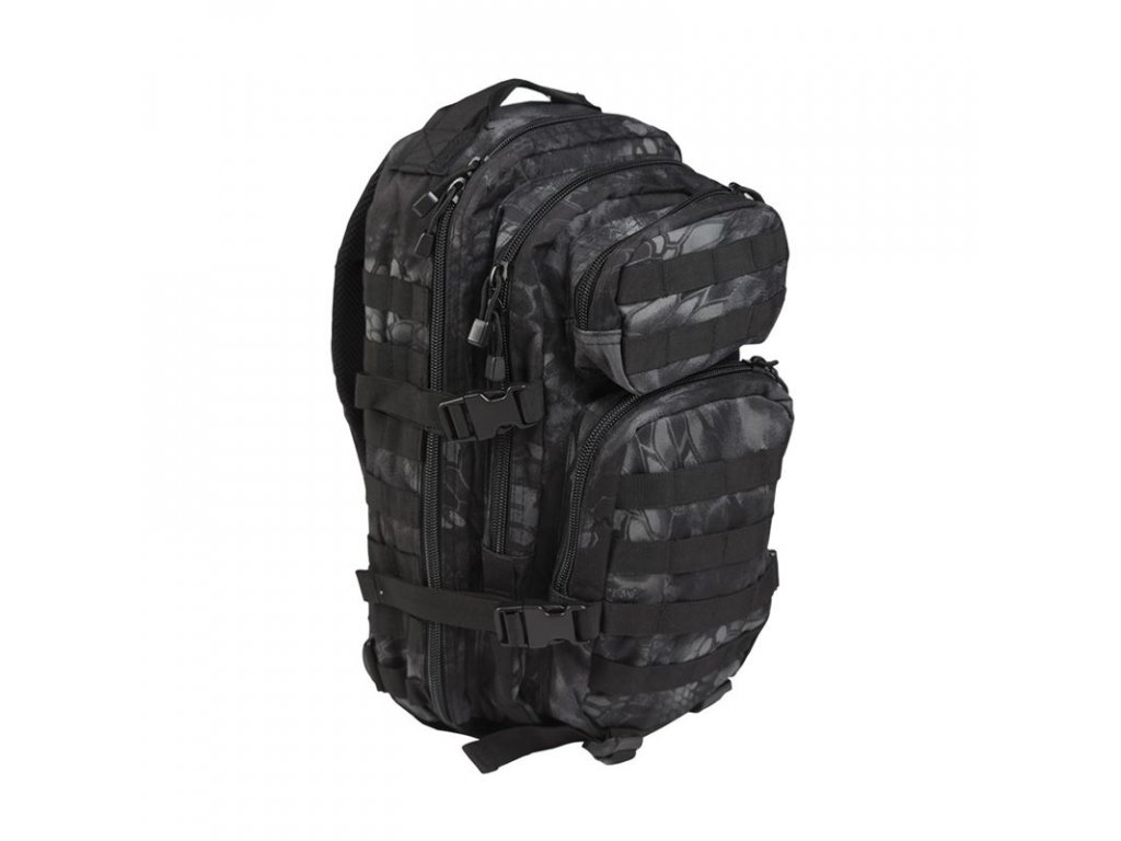 Batoh MIL-TEC US Assault Pack SM 20l Mandra Night