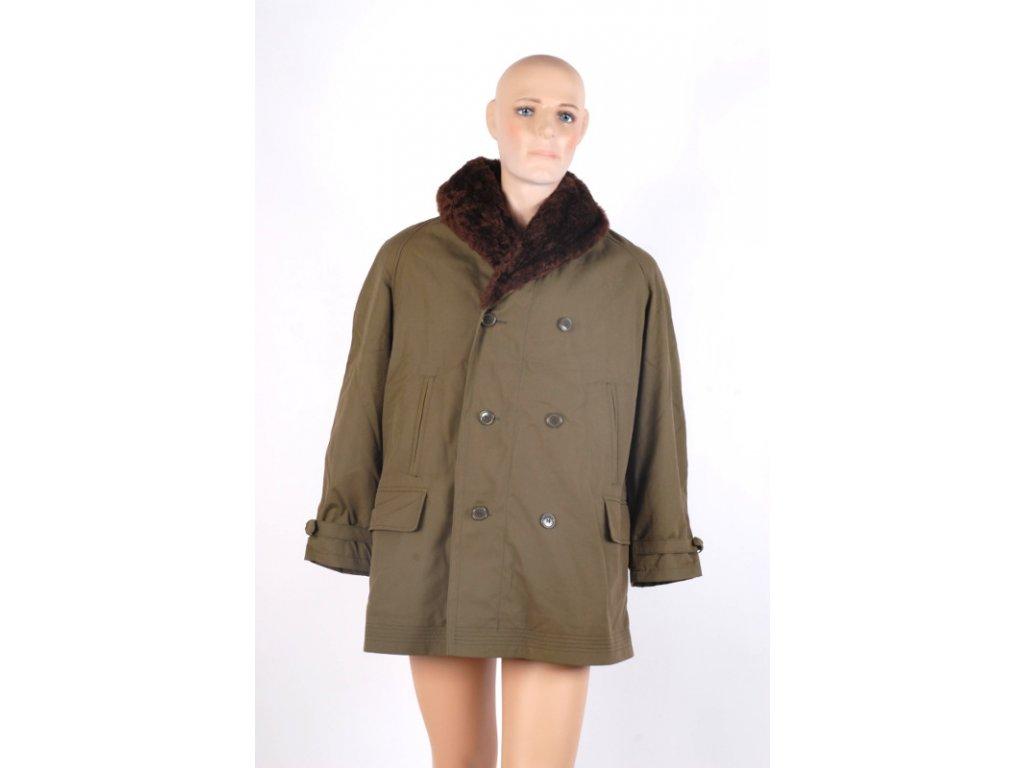 Kabát ČSLA pro strážní službu s vložkou