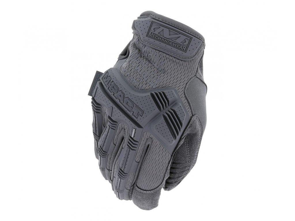Rukavice Mechanix Wear M-Pact® Wolf Grey