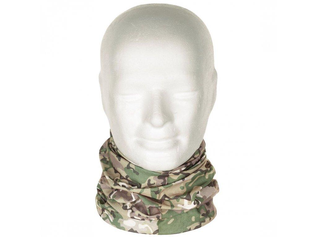 Multifunkční šátek Max-Fuchs Operation Camo
