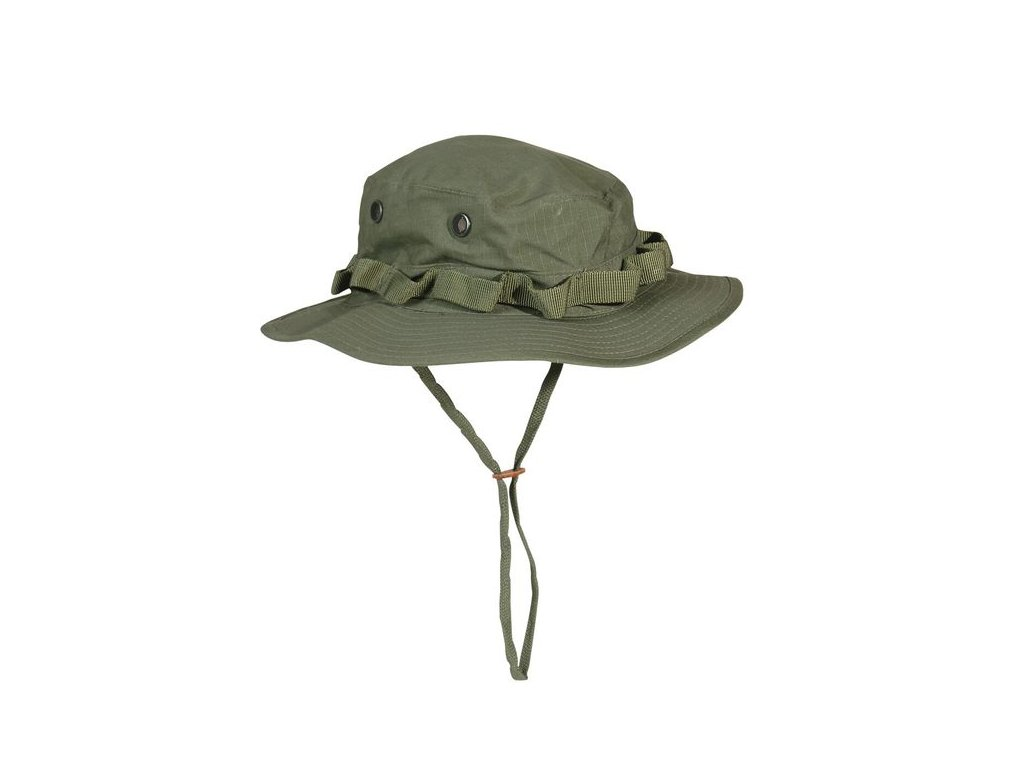 Klobouk MIL-TEC US GI Jungle Olive