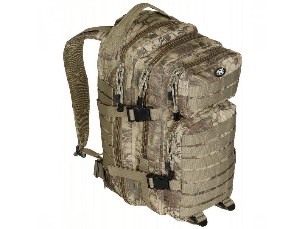 batoh us assault pack 30l snake fg max fuchs