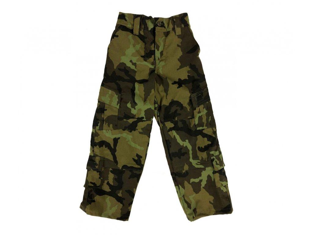 Kalhoty ACU detske CZ95 12