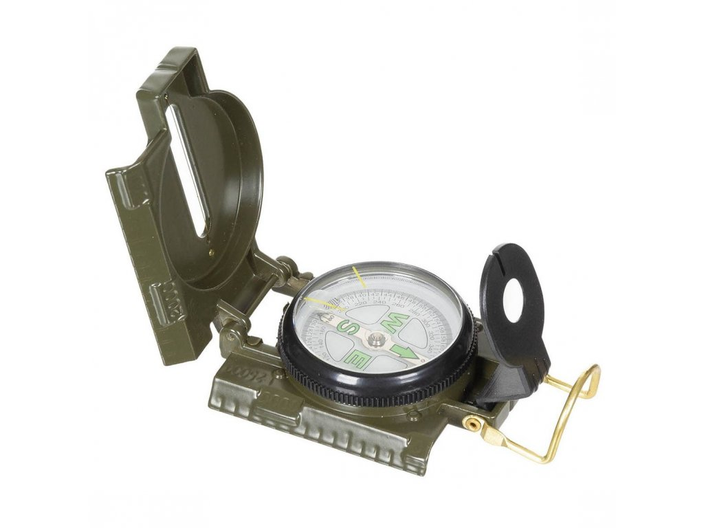 Kompas Max-Fuchs US style Olive