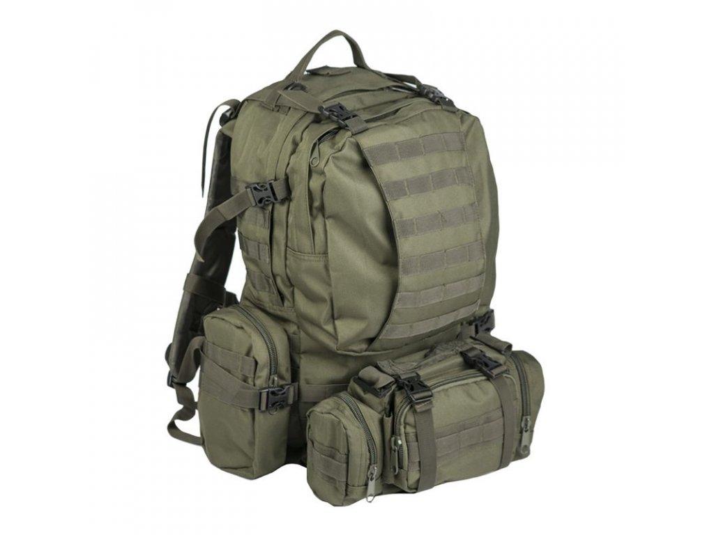 Batoh MIL-TEC US Defense Pack LG 36l Olive