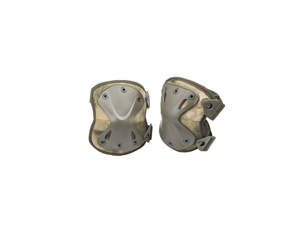 Chrániče loktů MIL-TEC PROTECT Mil-Tacs camo