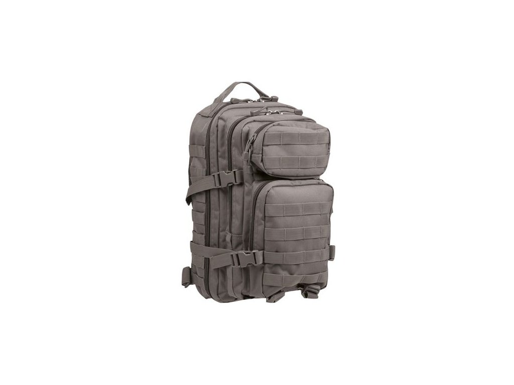 Batoh MIL-TEC US Assault Pack SM 20l Urban Grey