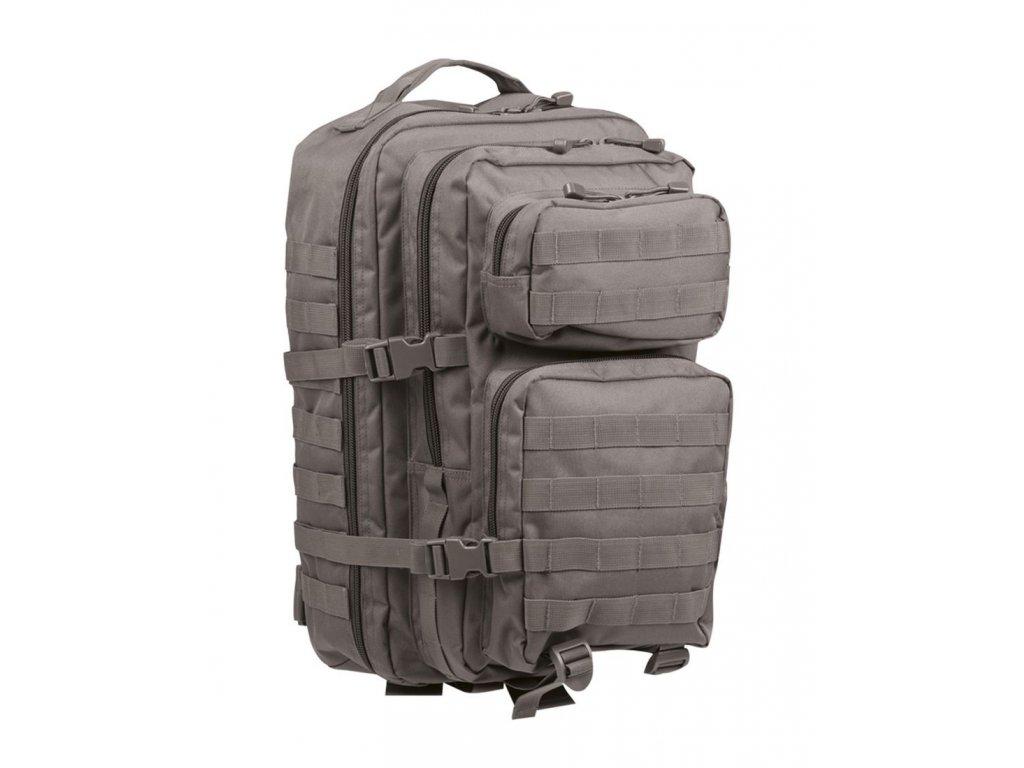 Batoh MIL TEC US Assault Pack LG 36l Urban Grey