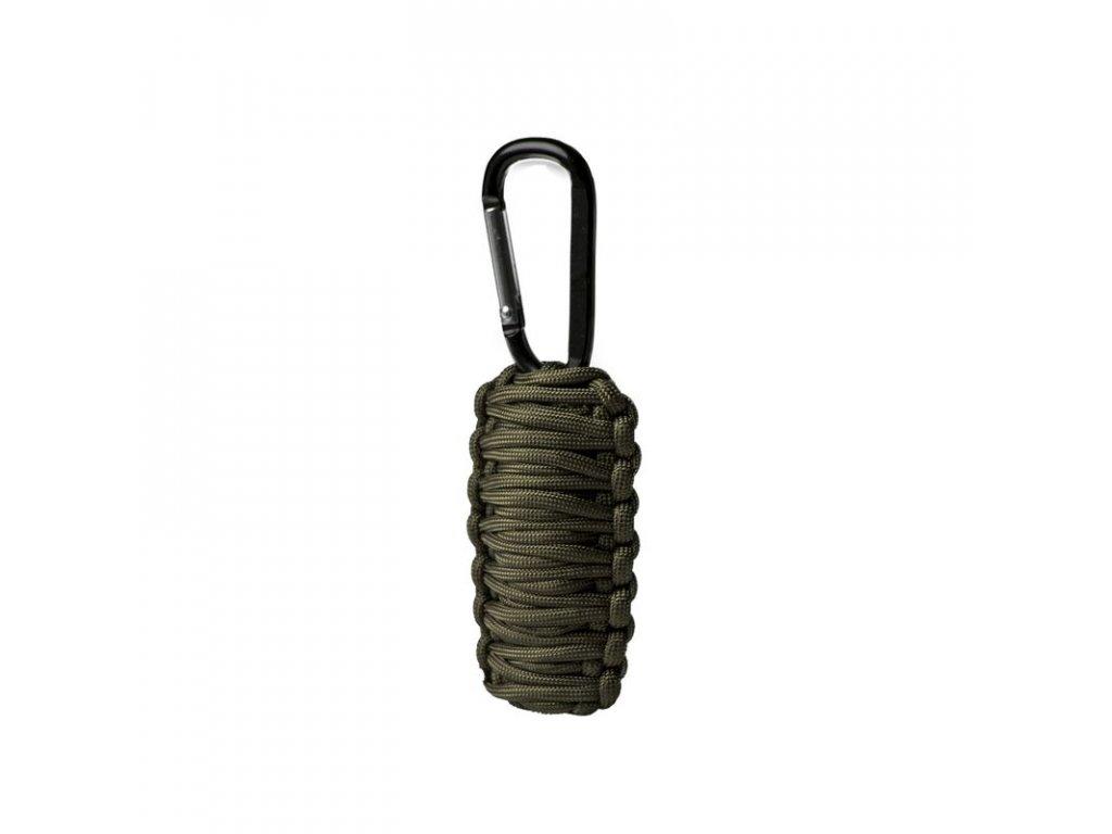 Set pro přežití MIL-TEC Paracord Olive - malý