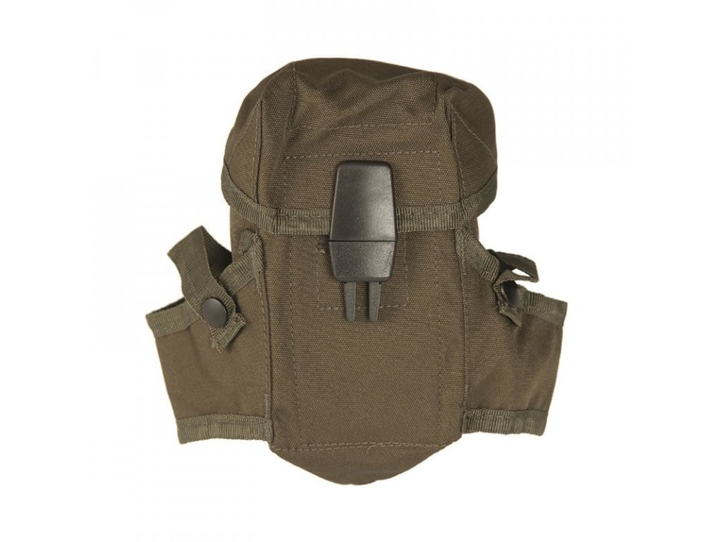 Sumka MIL-TEC LC2 na zásobníky M16 Olive