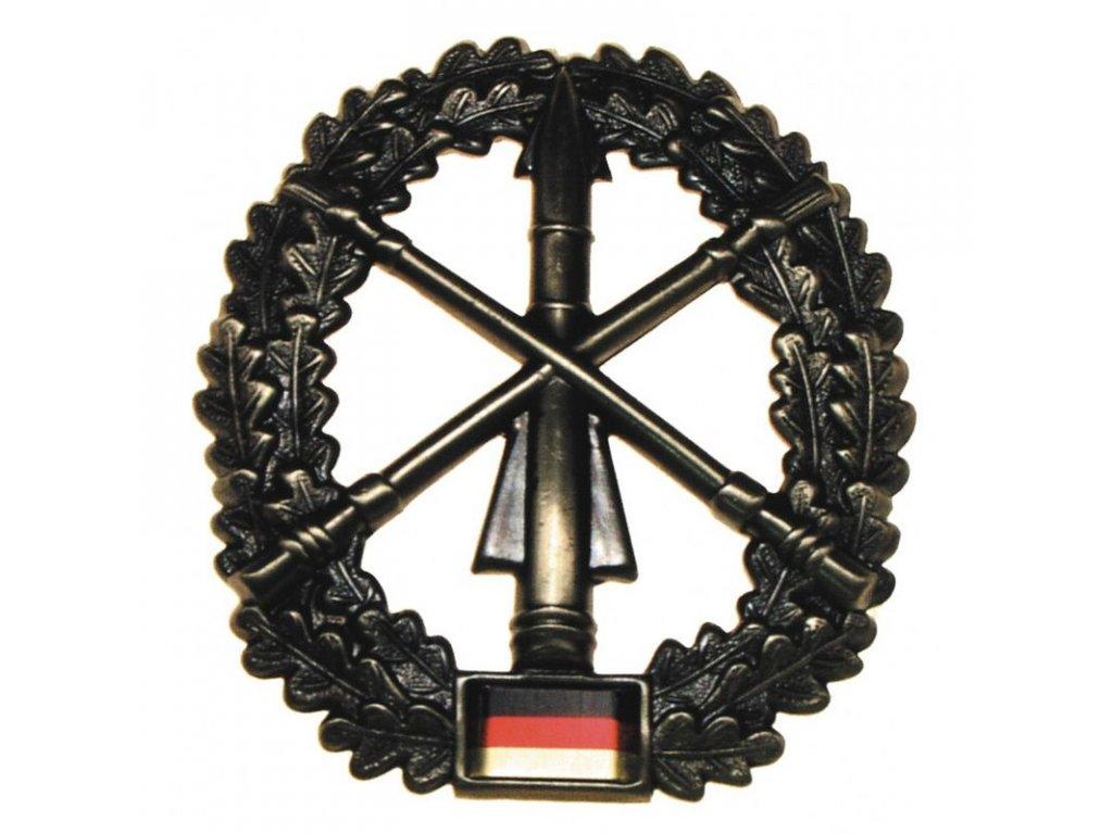"""Odznak Max-Fuchs na baret BW """"Heeresflugabwehr"""""""