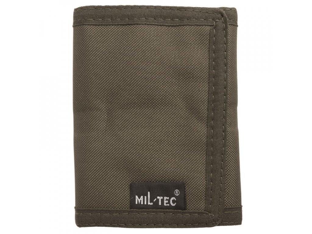 Peněženka MIL-TEC Olive