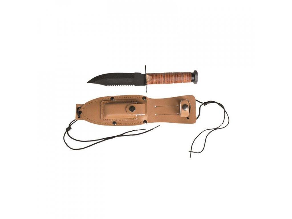 Nůž MIL-TEC US Pilot Survival