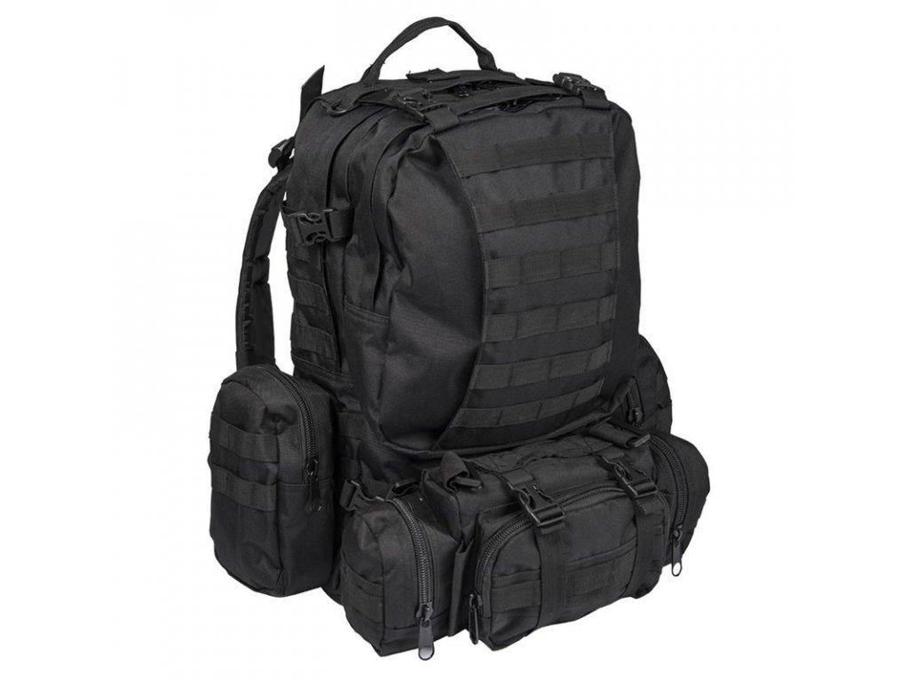 Batoh MIL-TEC US Defense Pack LG 36l Black