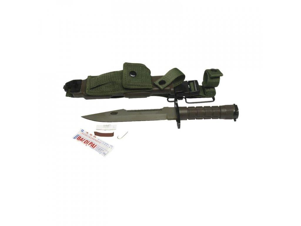 Bodák MIL-TEC US M9 s pouzdrem - repro