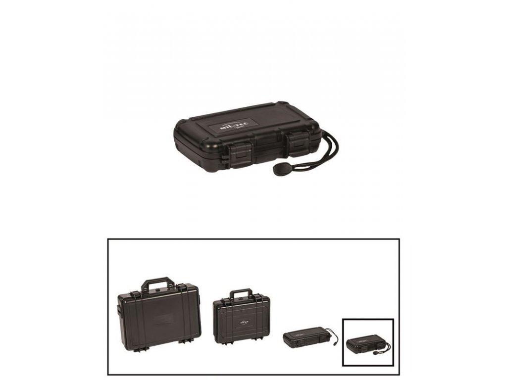 Voděodolný box MIL-TEC přepravní 18,6 cm