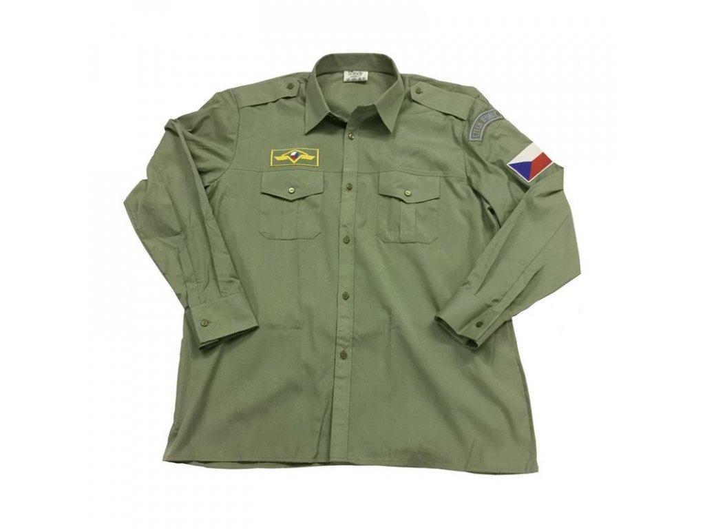 Košile AČR starší typ