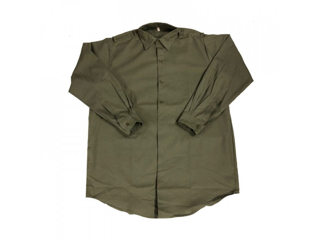 Košile ČSLA vz. 21 starší typ