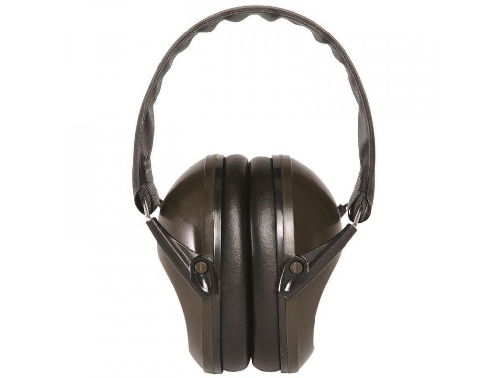 Chrániče sluchu MIL-TEC Olive