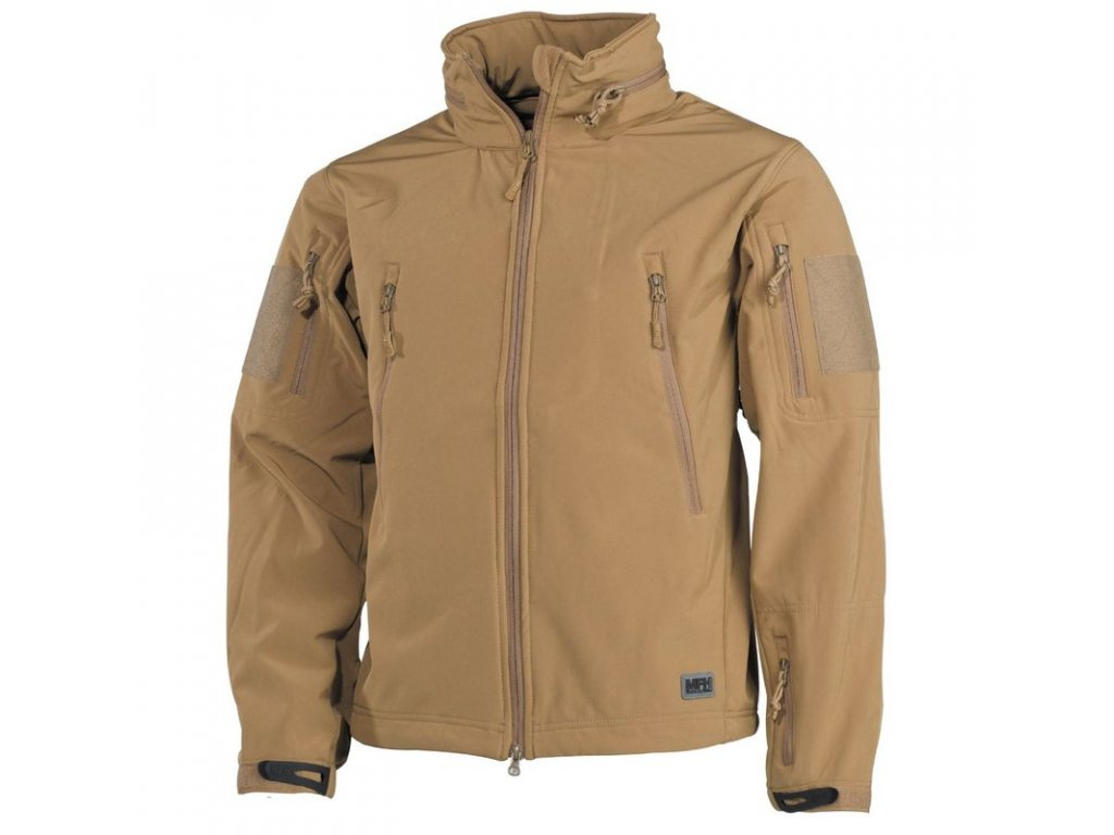 Bunda Max-Fuchs Softshell SCORPION Coyote