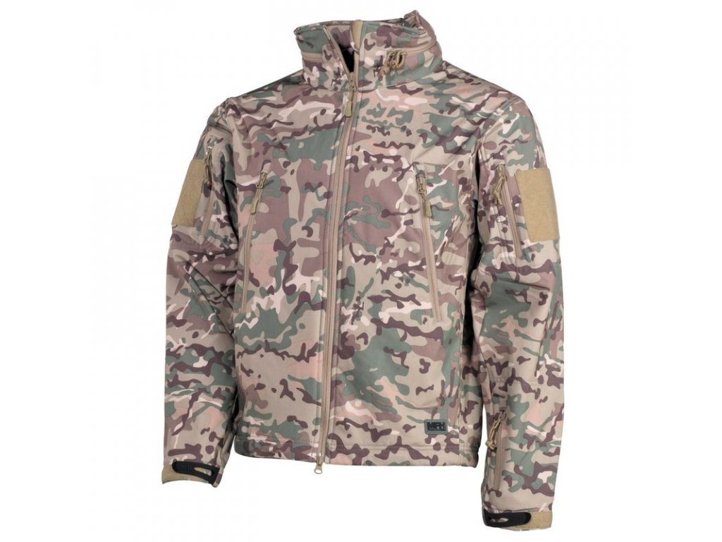 Bunda Max-Fuchs Softshell SCORPION Operation Camo